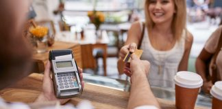 Revolvierende Kreditkarte