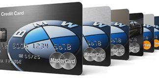 BMW Kreditkarte