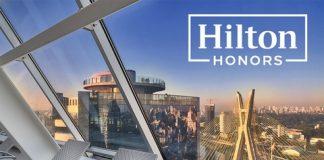 Hiltons Honor Kreditkarte