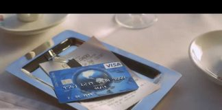 ISC Visa World Card