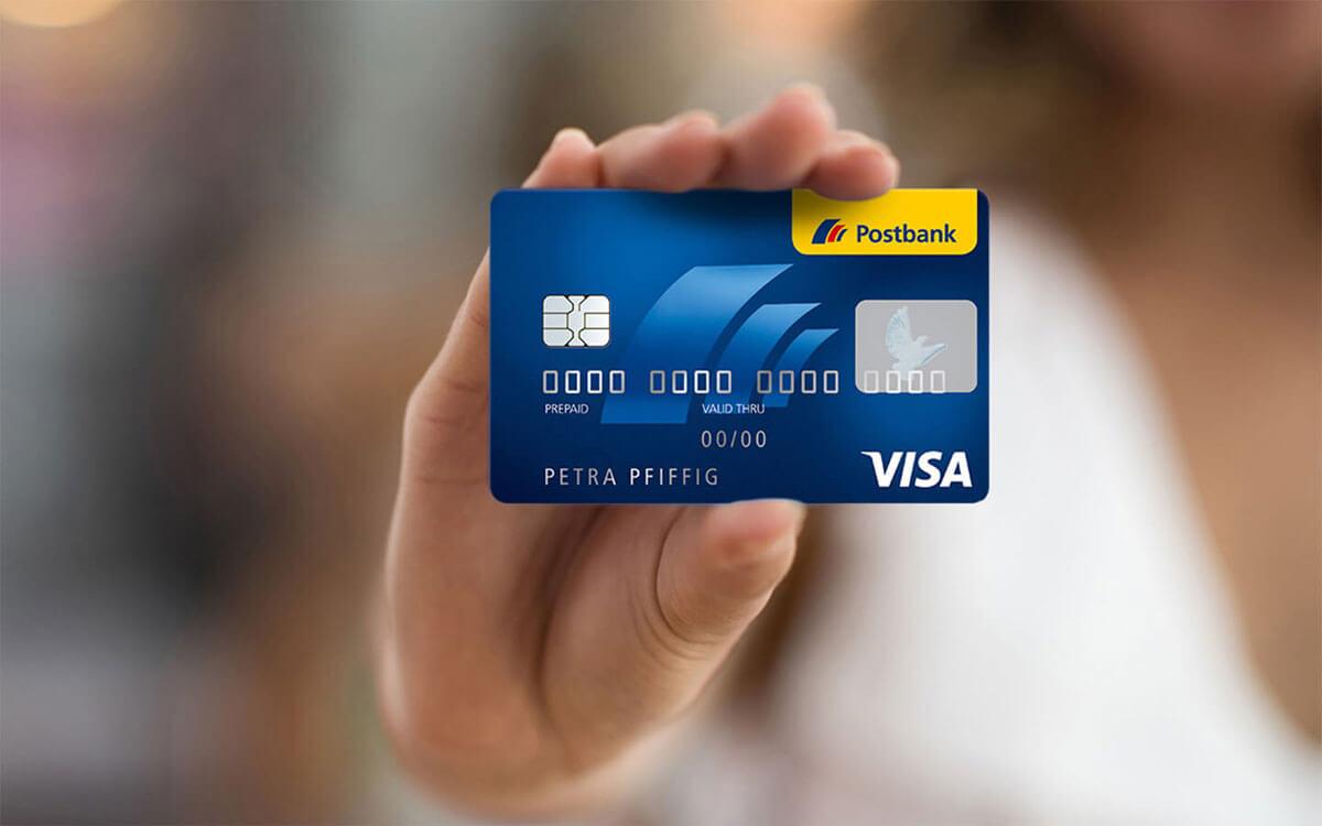 Postbank Visa Card Abrechnung