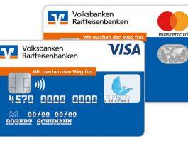 Volksbank Raiffeisenbanken Classic Card