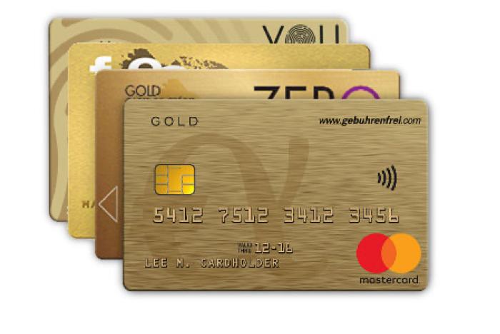 Advanzia Bank Mastercard Gold