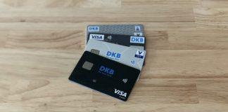 DKB Visa Kreditkarte