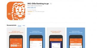 ING DiBa-App