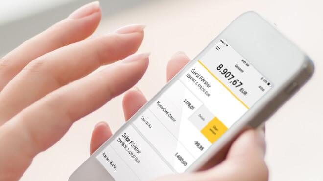 Commerzbank Banking App