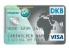 DKB Student Visa Card