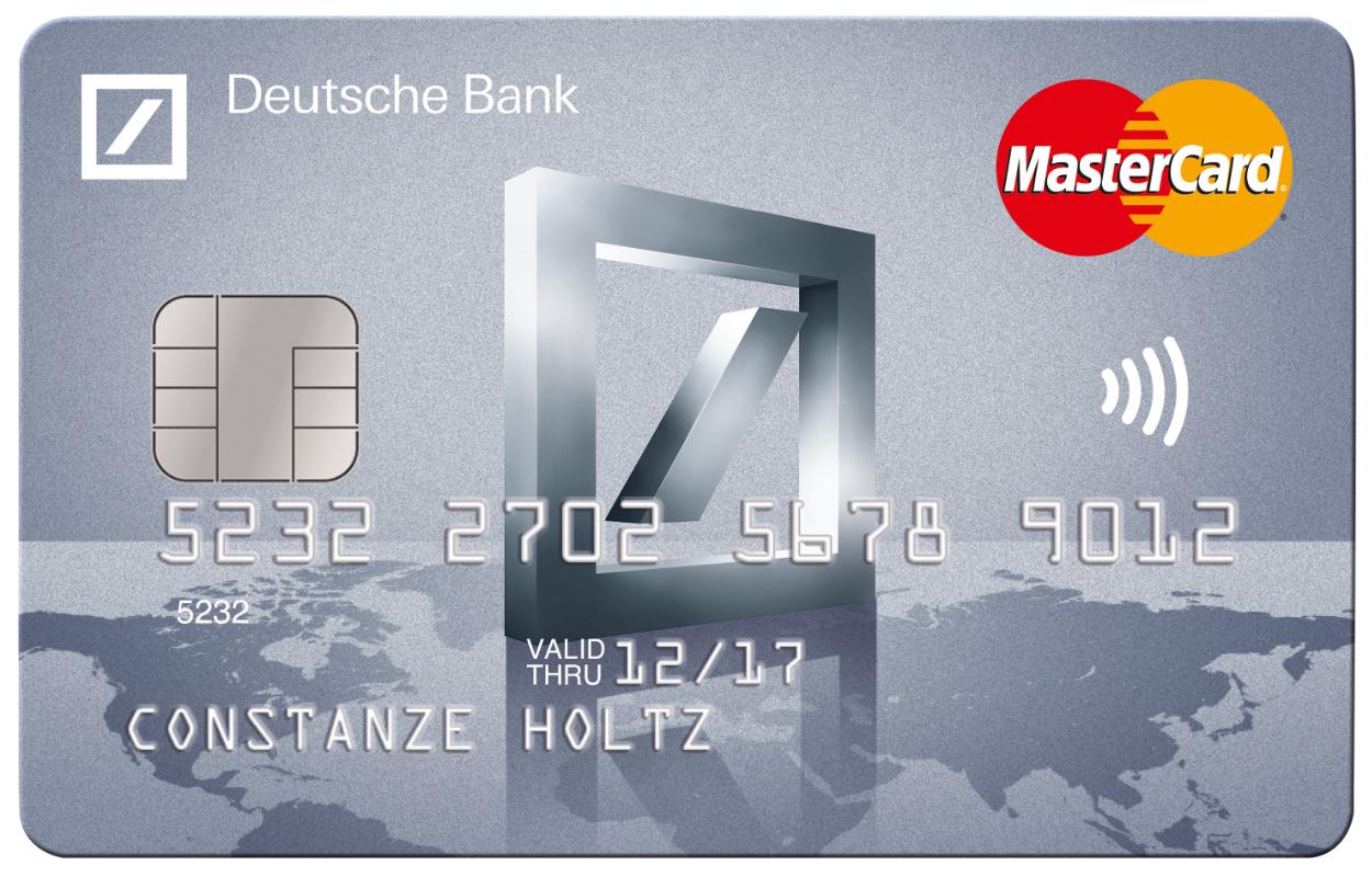 Deutsche Bank Kreditkarte - Alle Infos Zur Beantragung & Den Konditionen
