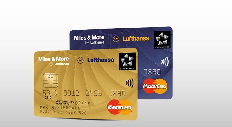 So können Sie die Lufthansa Miles & More Kreditkarte beantragen