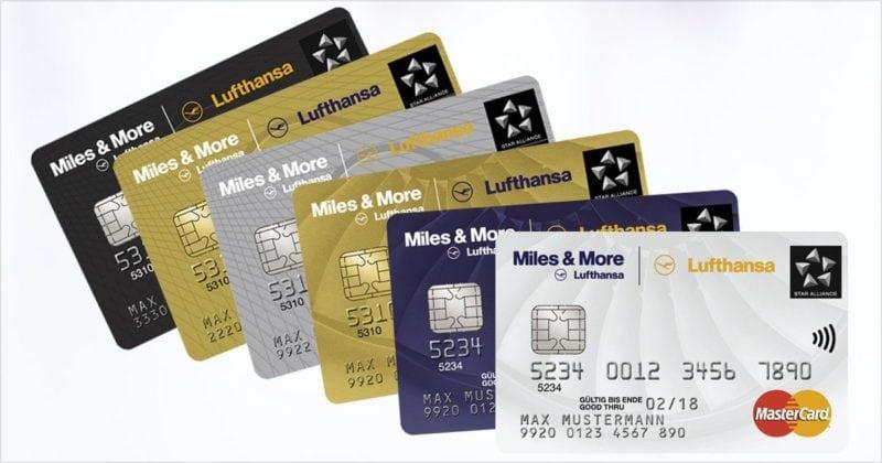 Die Lufthansa Miles & More Kreditkarte ist der ideale Begleiter auf Ihren Reisen