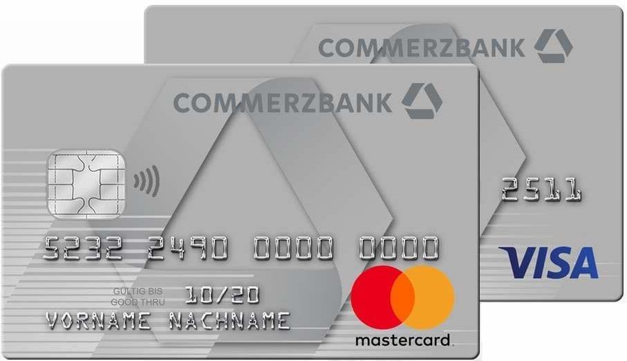 Hier finden Sie alle Infos zur Commerzbank Kreditkarte und wie man sie beantragt