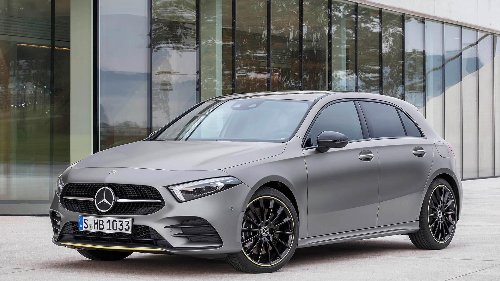Alles, was Sie über die Mercedes Benz A-Klasse wissen müssen