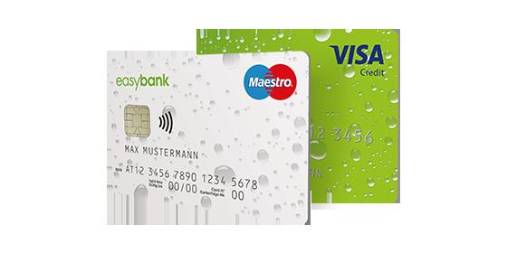 Easybank Mastercard Kreditkarte - Alle Infos zu Den Vorteilen & zur Beantragung