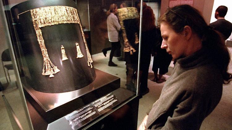 Diese 15 Wertvollsten Artefakte Können Sie in Museen weltweit Finden