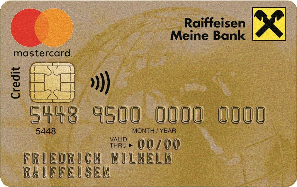 Raiffeisenbank Classic Kreditkarte - Alle Infos Zu den Funktionen & Zur Beantragung