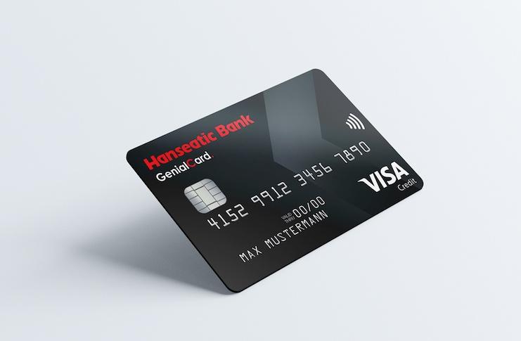 Alle Infos Zur Hanseatic Bank GenialCard Finden Sie Hier