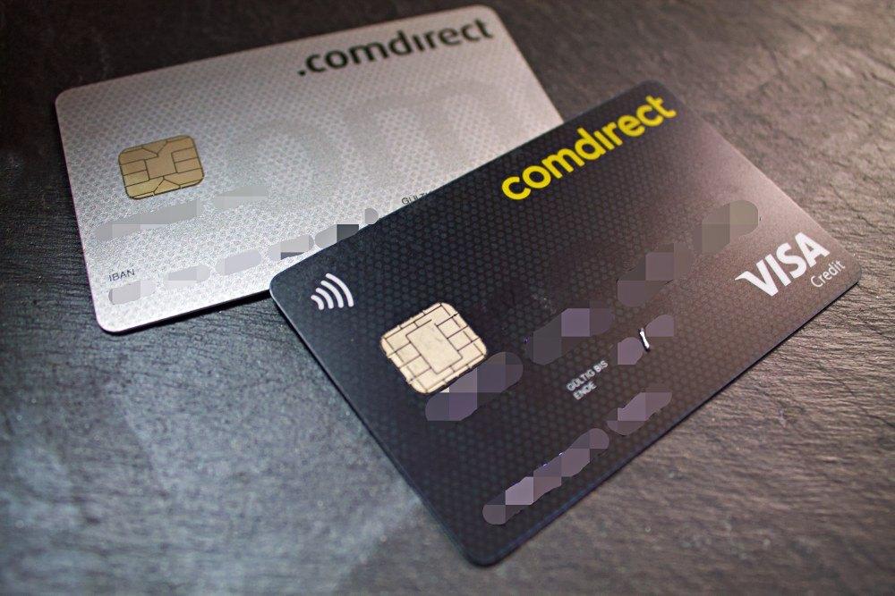 comdirect Visa Kreditkarte - Alle Infos Zur Beantragung & Den Konditionen