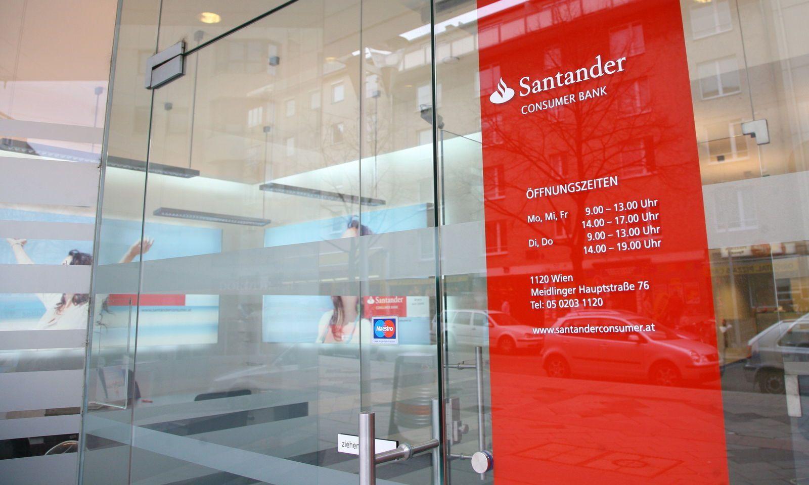 Der Santander Konsumkredit - Alle Infos Zur Beantragung & Den Konditionen