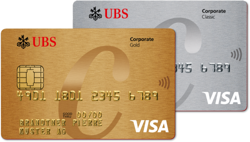 UBS Visa Corporate Card - Alle Infos Zur Beantragung & Den Konditionen