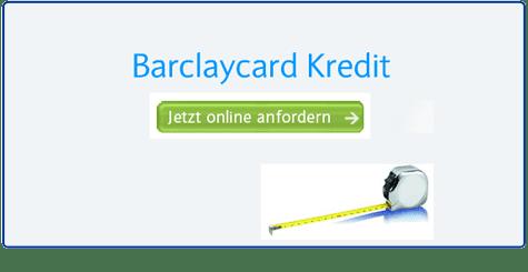 Barclaycard Ratenkredit beantragen - Alle Infos Zu Den Konditionen & Zur Beantragung