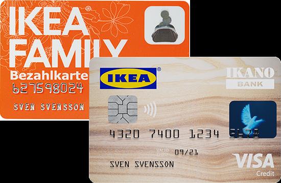 IKEA Family Paycard - Alle Infos Zu Den Konditionen & Zur Beantragung