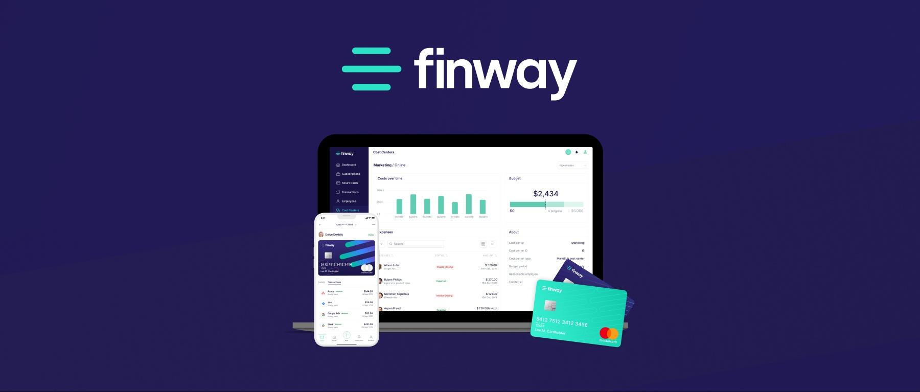 Alle Infos Zu den Virtuellen Kreditkarten von FinWay Finden Sie Hier