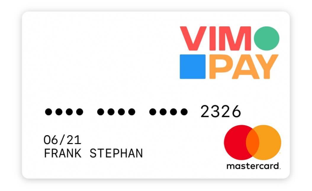 VIMpay Prepaid Mastercard Basic - Alle Infos Zu Den Konditionen & Zur Beantragung