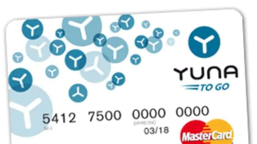 YUNA TO GO Prepaid Mastercard - Alle Infos Zur Beantragung & Den Konditionen