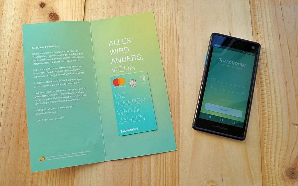 Tomorrow Visa Kreditkarte - Alle Infos Zu den Konditionen & Zur Beantragung