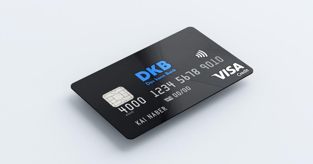 DKB Cash Visa Kreditkarte - Alle Infos Zur Beantragung & Den Konditonen