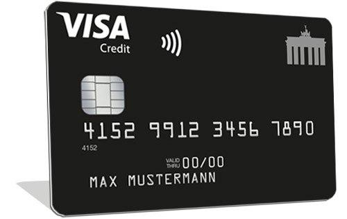 Deutschland Kreditkarte - Alle Infos Zu Den Konditionen & Zur Beantragung