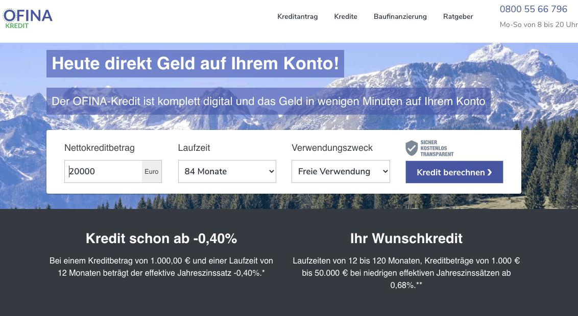 Fidor Ratenkredit - Alle Infos Zur Beantragung & Den Konditonen