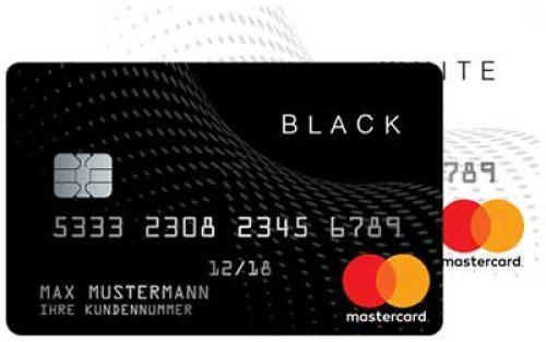 Black&Whitecard Prepaid Mastercard-Doppel - Alle Infos Zur Beantragung & Den Konditionen