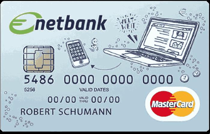 netbank Mastercard Debitkarte - Alle Infos Zu Den Konditionen & Zur Beantragung