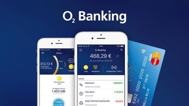o2 Banking Visa Kreditkarte - Alle Infos Zu Den Konditionen & Zur Beantragung