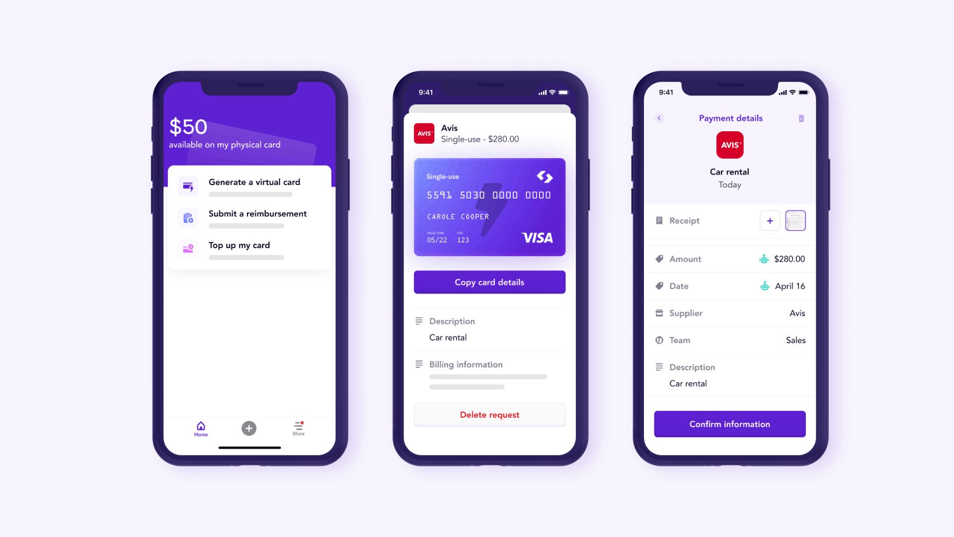 Alle Infos Zu den Virtuellen Kreditkarten von Spendesk Finden Sie Hier
