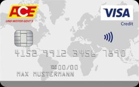ACE Comfort Kreditkarte - Alle Infos Zu Den Konditionen & Zur Beantragung