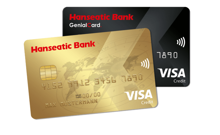 Hanseatic Bank Gold Card - Alle Infos Zu Den Konditionen & Zur Beantragung
