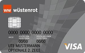 So Können Sie Die Wüstenrot Top Giro Visa Prepaidkarte Beantragen