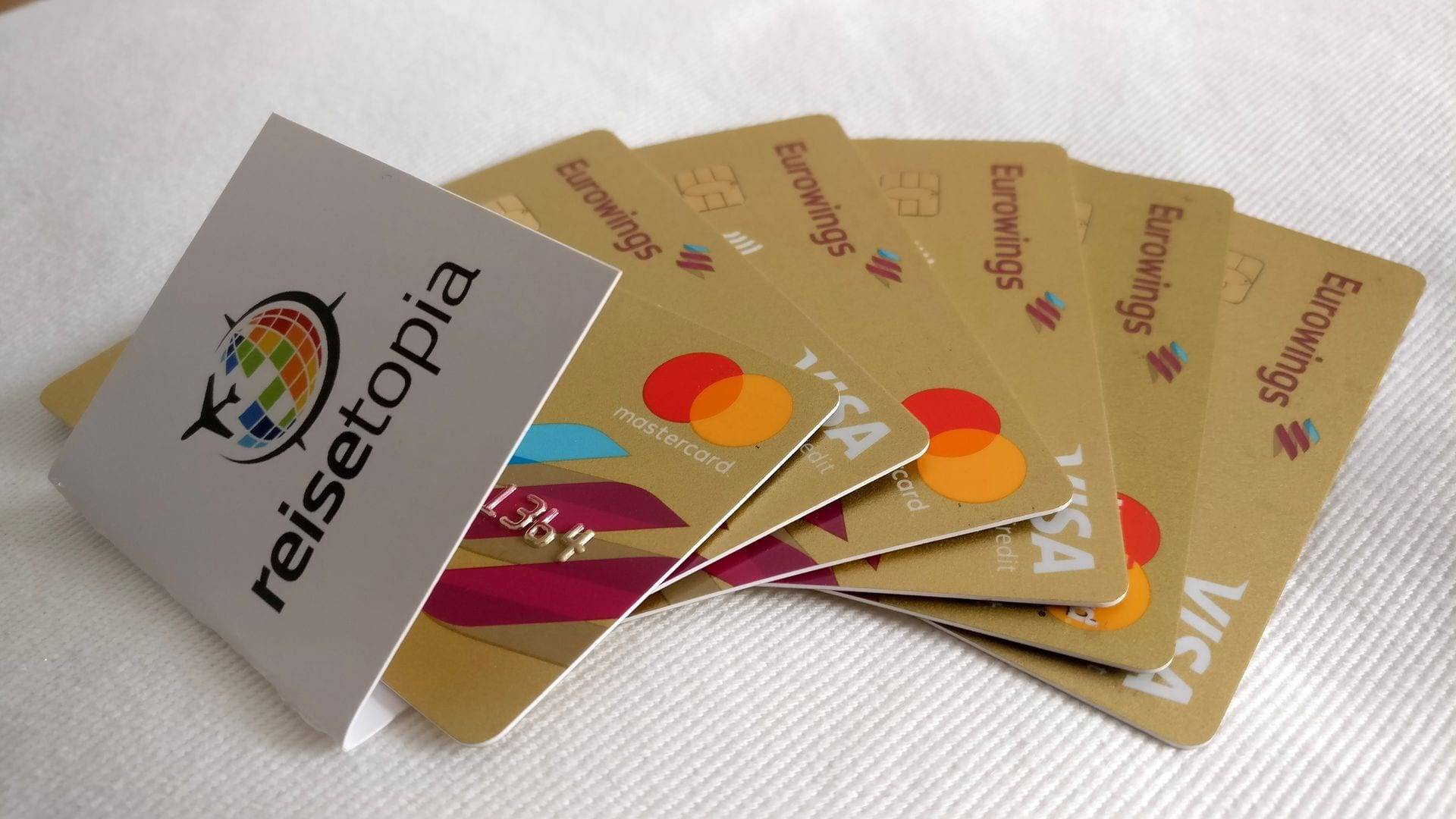 Eurowings Kreditkarte Gold - Alle Infos Zu Den Konditionen & Zur Beantragung
