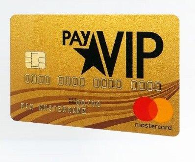 payVIP Mastercard Gold Kreditkarte - Alle Infos Zu Den Konditionen & Zur Beantragung