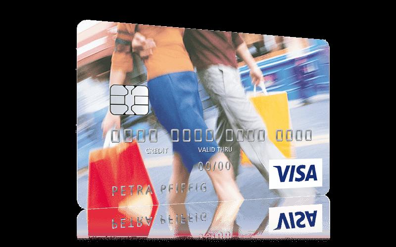 Postbank Visa Shopping Card - Alle Infos Zur Beantragung & Den Konditionen